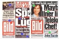 Presse  crite allemande