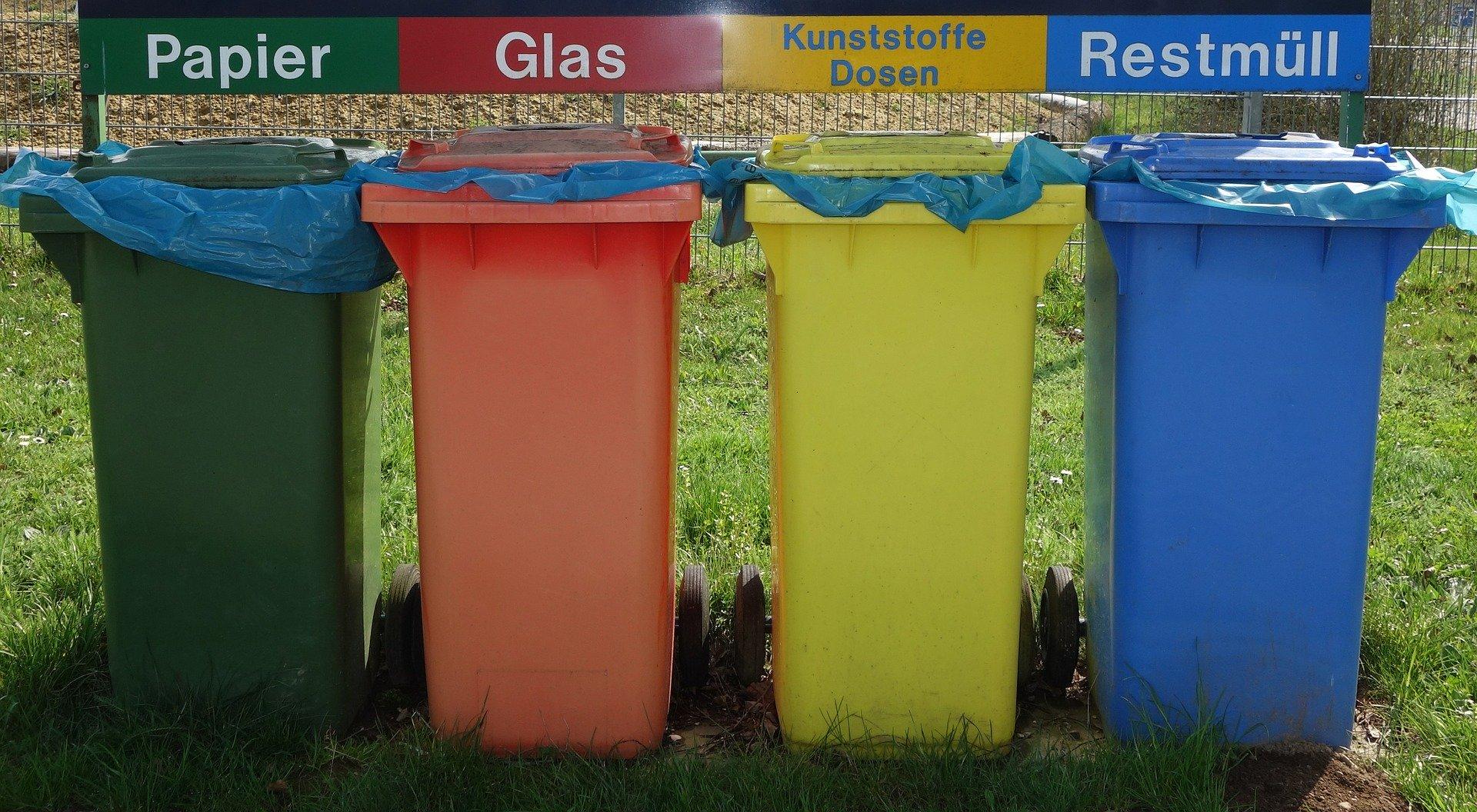 Le tri des déchets en Allemagne  les différents types de recyclage